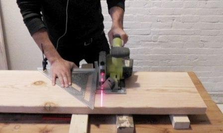 Как сделать скамейку своими руками (2)