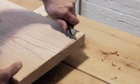 Как сделать скамейку своими руками (3)