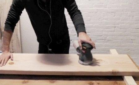 Как сделать скамейку своими руками (4)