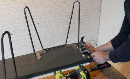 Как сделать скамейку своими руками (8)