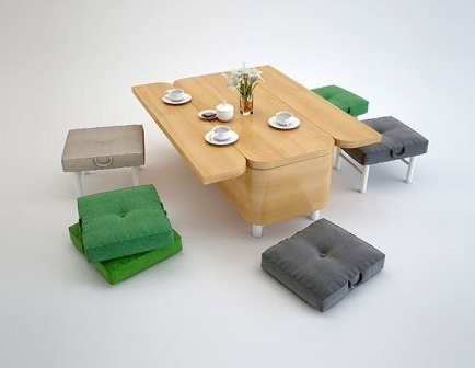 Мебель для маленьких квартир (15)