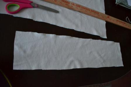 Как сделать коврик самой (2)