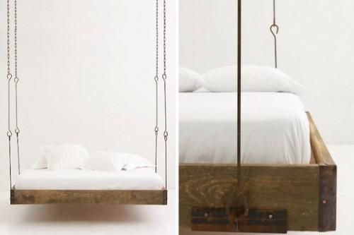 подвесная кровать 2