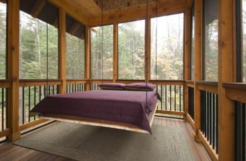 подвесная кровать 3