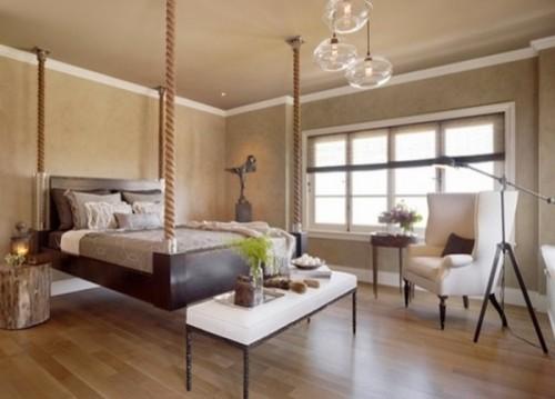 подвесная кровать 6