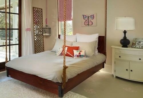 подвесная кровать 8