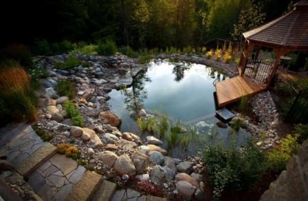 Как сделать бассейн своими руками 19