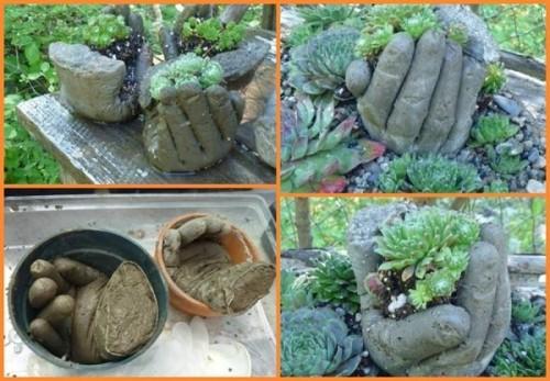Садовое украшение