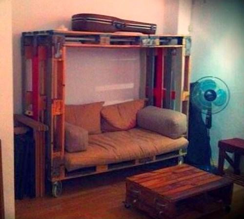 мебель из паллет 24